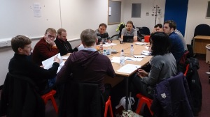 Meeting: 14th January