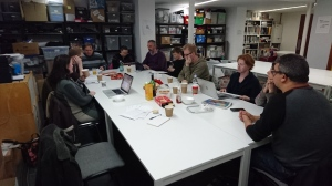 Tuesday Meeting: 22nd December